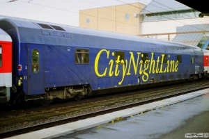 SBB WLABm 61 85 06-93 303-4 i EN 483. Odense 23.06.1999.
