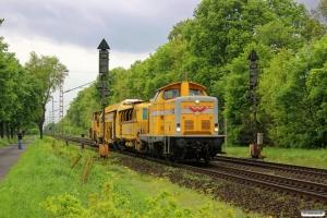 Wiebe Lok 3 (ex. DB 212 192). Eystrup - Dörverden 08.05.2014.