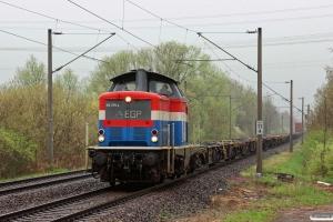 EGP 212 279-4. Hamburg-Moorburg 26.04.2013.