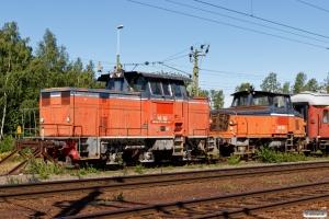 NRFAB V5 153 og Z70 733. Kristinehamn 23.06.2018.