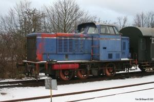VVM V 45 (ex. VPS 403). Schönberger Strand 19.01.2013.
