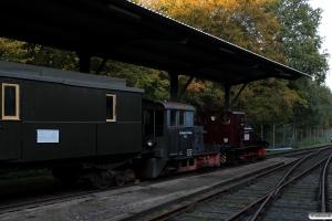 Stadtwerke Itzehoe Nr. 1 og Norderwerft Nr. 4 (VVM V 8). Aumühle 10.10.2015.