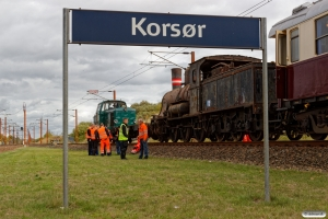 Overhaling i Korsør 29.09.2018.
