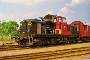 DSB MT 152. Odense 06.08.1999.