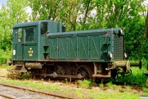 DSB Traktor 135. Bramming 24.06.2000.