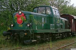 DSB MT 152. Grindsted 31.05.2012.