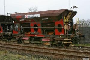 VLTJ Vogn 03 (ex. 40 86 946 0 575-4). Lemvig 17.01.2009.