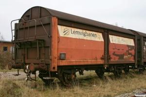 VLTJ Hims (ex. 21 86 211 4 099-3). Lemvig 17.01.2009.
