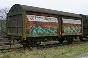 VLTJ Hims (ex. 21 86 211 4 134-8). Lemvig 17.01.2009.