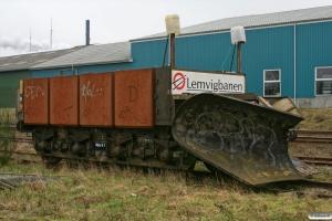 Mjba S 1 (ex. 80 86 980 3 127-1). Lemvig 17.01.2009.