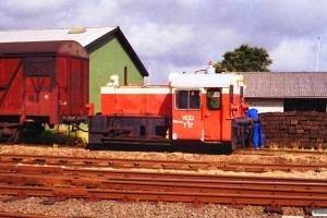 VLTJ T 17. Lemvig 25.07.1988.