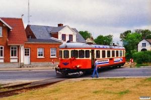 VLTJ YBM D 16. Lemvig 26.07.1996.