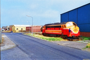 VLTJ MX 26. Thyborøn 26.07.1996.