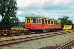 VNJ BS 62. Varde Vest 16.07.1983.