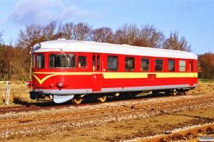 VNJ MB 52. Varde 03.03.1990.