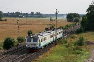 X14 3226 som RST 7238. Väring - Moholm 27.08.2009.