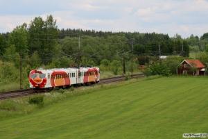 X14 3236 som RST 8739. Gistad - Linghem 07.06.2012.