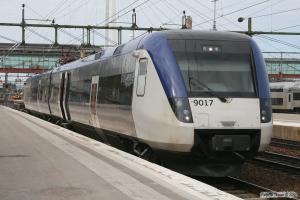 X52 9017 som RST 7570. Hallsberg 15.04.2009.