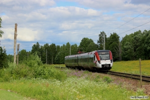X52 9039 som RST 7511. Ornäs - Borlänge 11.06.2013.