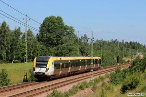 X52 9076 som RST 13238. Trollhättan - Öxnered 09.06.2014.