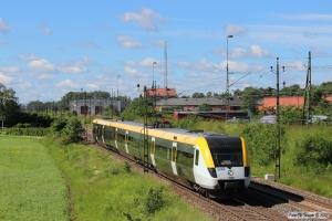 X53 3263 som RST 7223. Falköping 12.06.2014.
