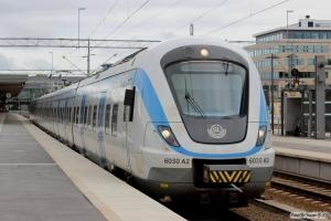 SL X60 6030 som RST 2245. Uppsala 09.06.2013