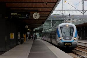 SL X60 6078 som RST 2261. Uppsala 09.06.2013.