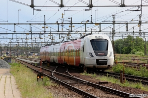 X61 202 som RST 8749. Nässjö 13.06.2014.