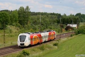 X61 204 som RST 8737. Gistad - Linghem 07.06.2012.