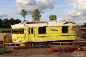 BV LMV 0851B (ex. Y7 1196). Falköping 13.06.2013.