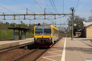 VTA Y1 1272 som RST 3391. Laxå 08.05.2016.