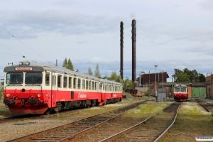 IBAB Y1 1346, Y1 1344 og Y1 1348. Östersund 09.06.2015.