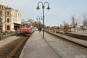 Y1 1354 som RST 8656. Västervik 14.04.2009.