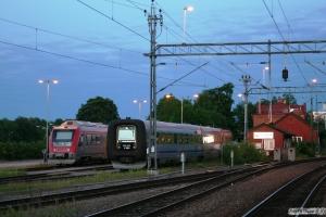 Y2R 1380 og Y31 1423. Linköping 06.06.2012.