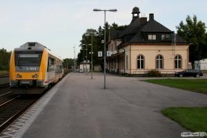 Y31 1413 som RST 18582. Hultsfred 23.08.2009.