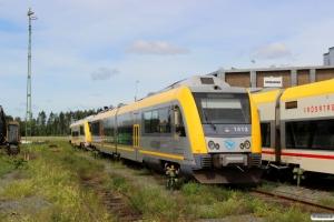VTA Y31 1413 og Y31 1402. Nässjö 18.06.2017.