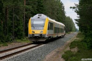 Y32 1409 som RST 8544. Värnamo - Klevshult 08.06.2012.