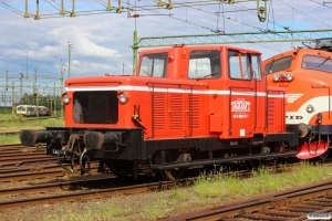 STAB Z43 471. Nässjö 13.06.2014.