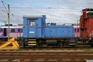 EMR Z0390 (ex. Z64 390). Malmö 13.10.2007.