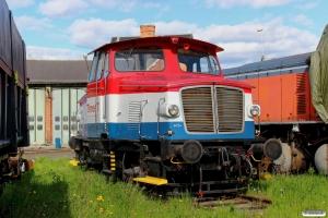 TTT Z65 551. Långsele 08.06.2015.