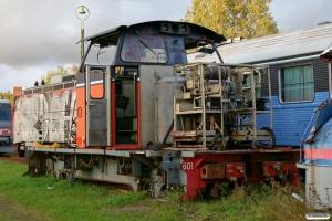 TÅGAB Z66 601. Kristinehamn 17.09.2010.