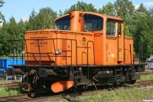 GJT Z67 002 (ex. Z67 649). Norrköping 06.06.2012.