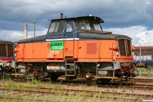 GC Z70 712. Eskilstuna 06.06.2012.